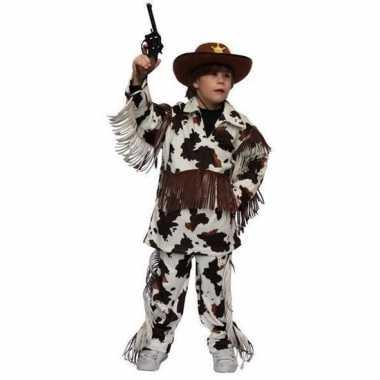 Cowboy kostuum koeiengoedkope kinderen