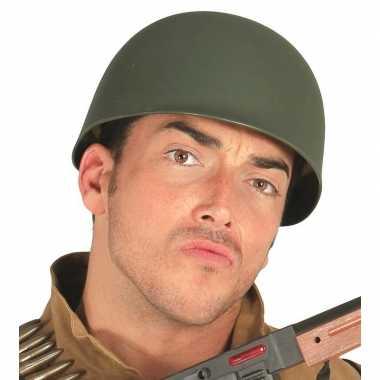 Goedkope amerikaanse soldaten/leger helm volwassenen