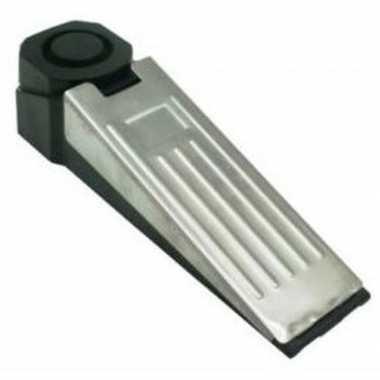 Goedkope anti inbraak deurstopper / deurwig alarm