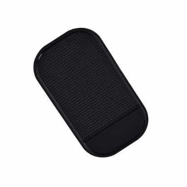 Goedkope anti slip pad smartphone zwart auto