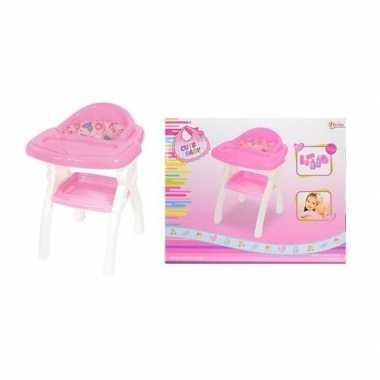 Goedkope babypop kinderstoeltje poppen accessoires