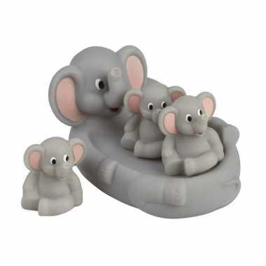 Goedkope badspeeltjes set olifant