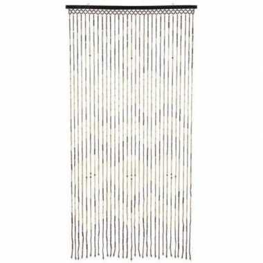 Goedkope bamboe vliegengordijn/deurgordijn type