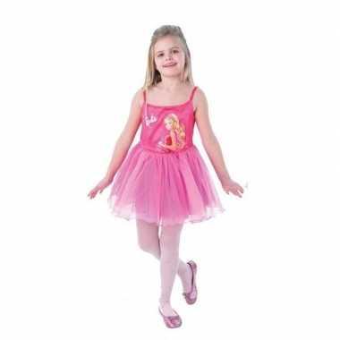 Goedkope barbie ballerina jurk meisjes
