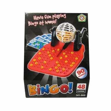 Goedkope bingo spel molen