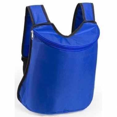Goedkope blauwe koeltas rugzak liter