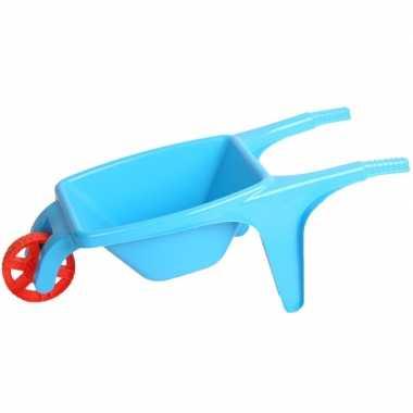 Goedkope blauwe speelgoed kruiwagen