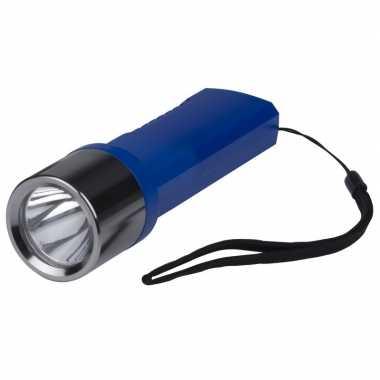 Goedkope blauwe zaklamp w led lamp