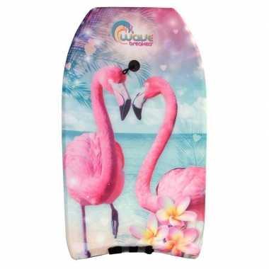 Bodyboard flamingo vogel goedkope