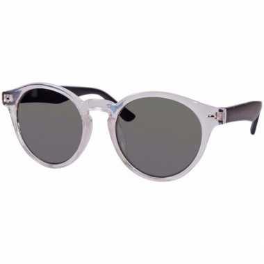 Goedkope clubmaster dames zonnebril transparant model   Goedkope.info c4bc0ac4841e