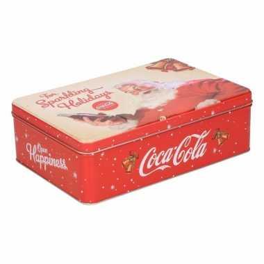 Goedkope coca cola bewaarblik