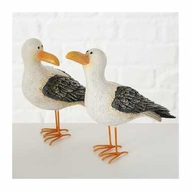 Goedkope decoratie dieren beeld meeuw vogel