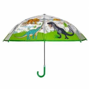 Goedkope dinosaurus paraplu kinderen
