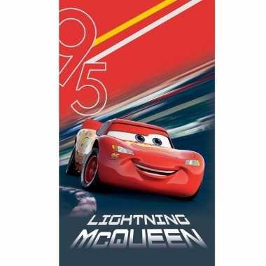 Goedkope disney cars lightning mcqueen badlaken/strandlaken