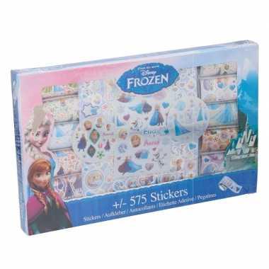 Goedkope disney frozen stickersbox stuks
