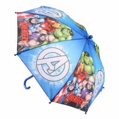 Goedkope disney kinder paraplu avengers