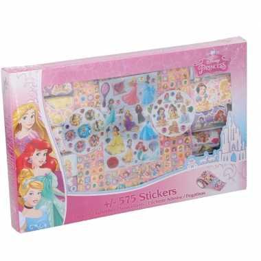 Goedkope disney princess stickersbox stuks