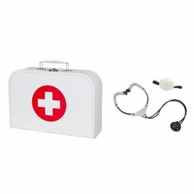 Goedkope dokterskoffertje stethoscoop volwassenen