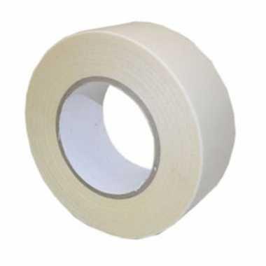 Goedkope dubbelzijdig plakband / tapijttape wit