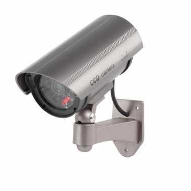 Goedkope dummy camera / beveiligingscamera led