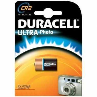 Goedkope duracell batterij ultra photo cr