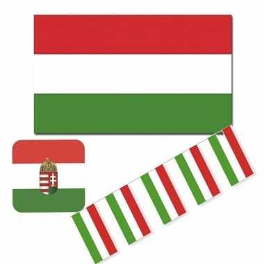 Goedkope feestartikelen hongarije versiering pakket
