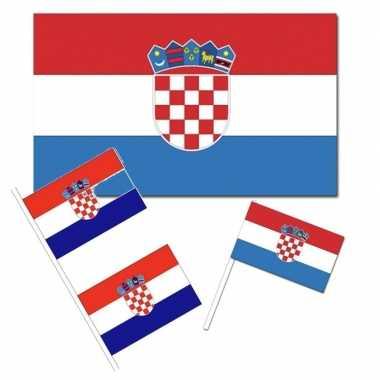 Goedkope feestartikelen kroati? versiering pakket