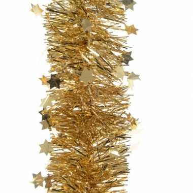 Goedkope feestslinger sterren goud