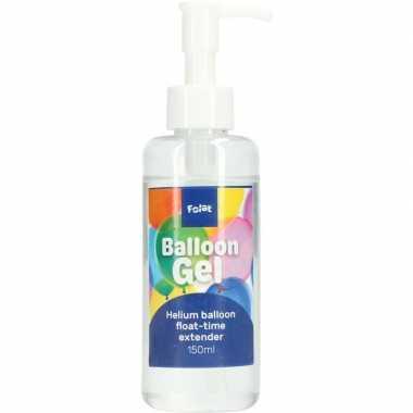 Goedkope float gel helium ballonnen tot langer zweven
