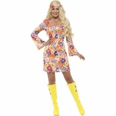 Carnavalskleding Dames Goedkoop.Goedkope Flower Power Hippie Dames Sixties Kostuum Goedkope Info