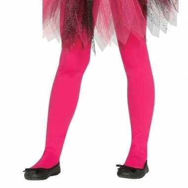Goedkope fuchsia roze panty denier meisjes