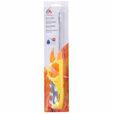 Goedkope geel/oranje gasaansteker flexibel