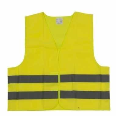 Goedkope geel veiligheidsvest kinderen