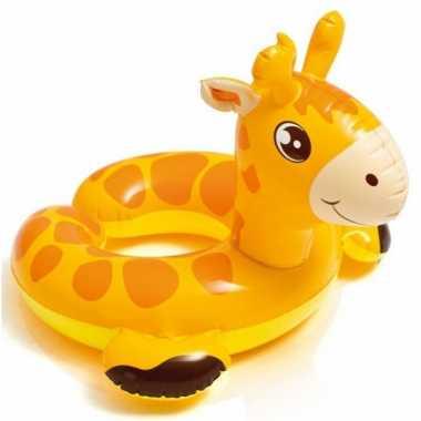 Goedkope giraffe zwemband
