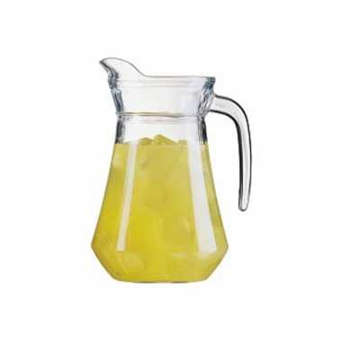 Goedkope glazen limonade of water schenkkan , liter