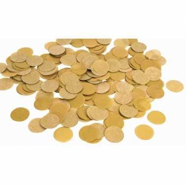 Goedkope gouden papieren confetti gram