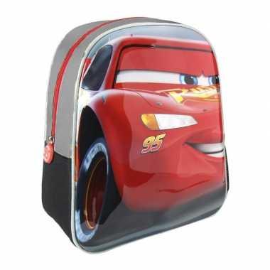 Goedkope grijze disney cars lightning mcqueen d rugtas kinderen