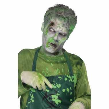 Goedkope groen monster nepbloed/filmbloed