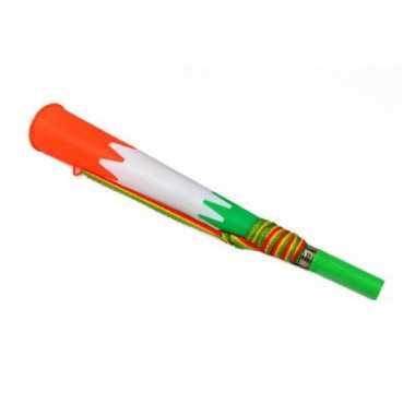 Goedkope groen wit oranje hoorn