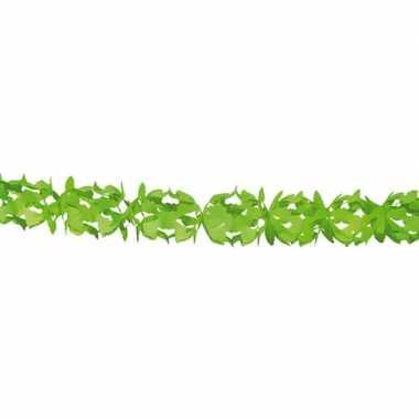 Goedkope groene feest slinger meter