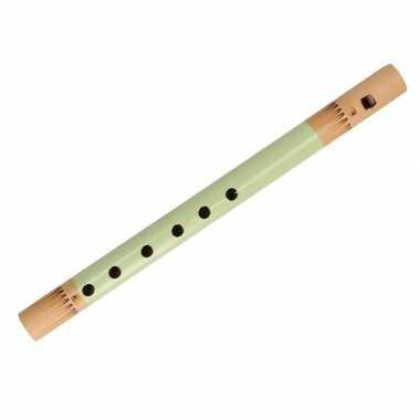 Goedkope groene fluit bamboe