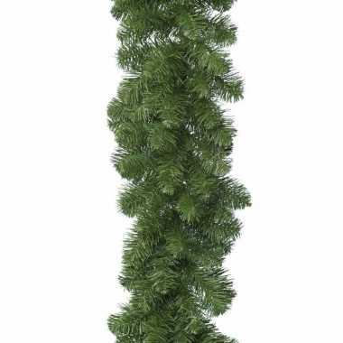 Goedkope groene imperial pine dennen guirlande