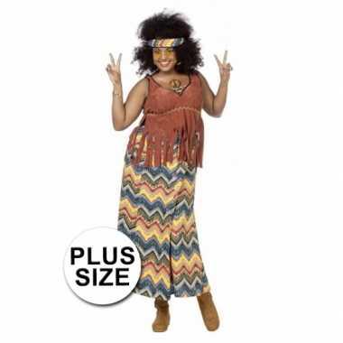 Carnavalskleding Grote Maten Dames.Goedkope Grote Maten Hippie Kostuum Dames Goedkope Info
