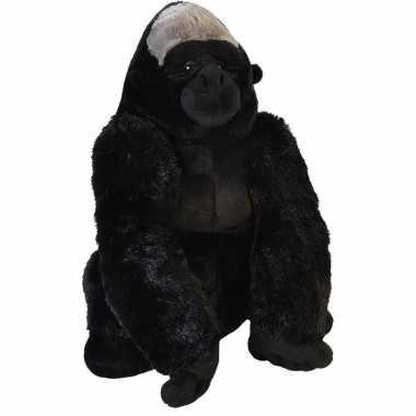 Goedkope grote pluche gorilla knuffel