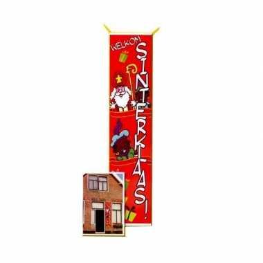 Goedkope grote sinterklaas banner