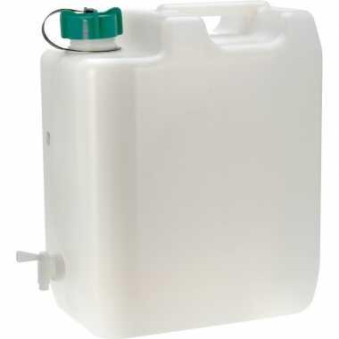 Goedkope grote water jerrycan kraantje liter