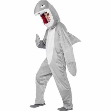 Goedkope haaien kostuum/pak volwassenen