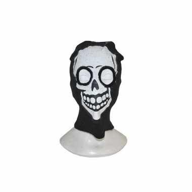 Goedkope halloween bivakmuts schedel