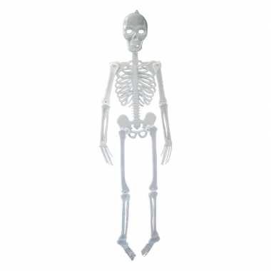 Goedkope halloween glow the dark skelet