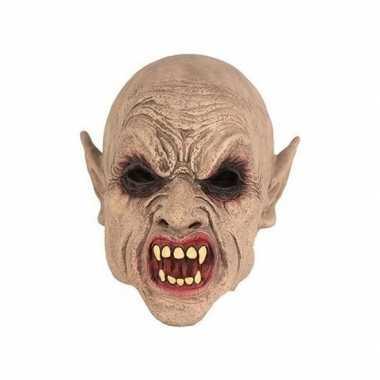 Goedkope halloween halloween goblin masker latex